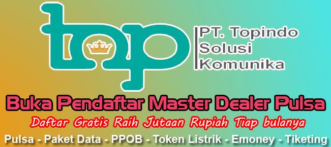 Cara Menjadi Master Dealer Pulsa All Operator