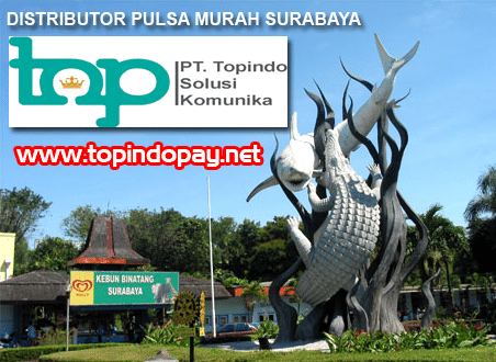 Distributor Pulsa Murah Di Surabaya