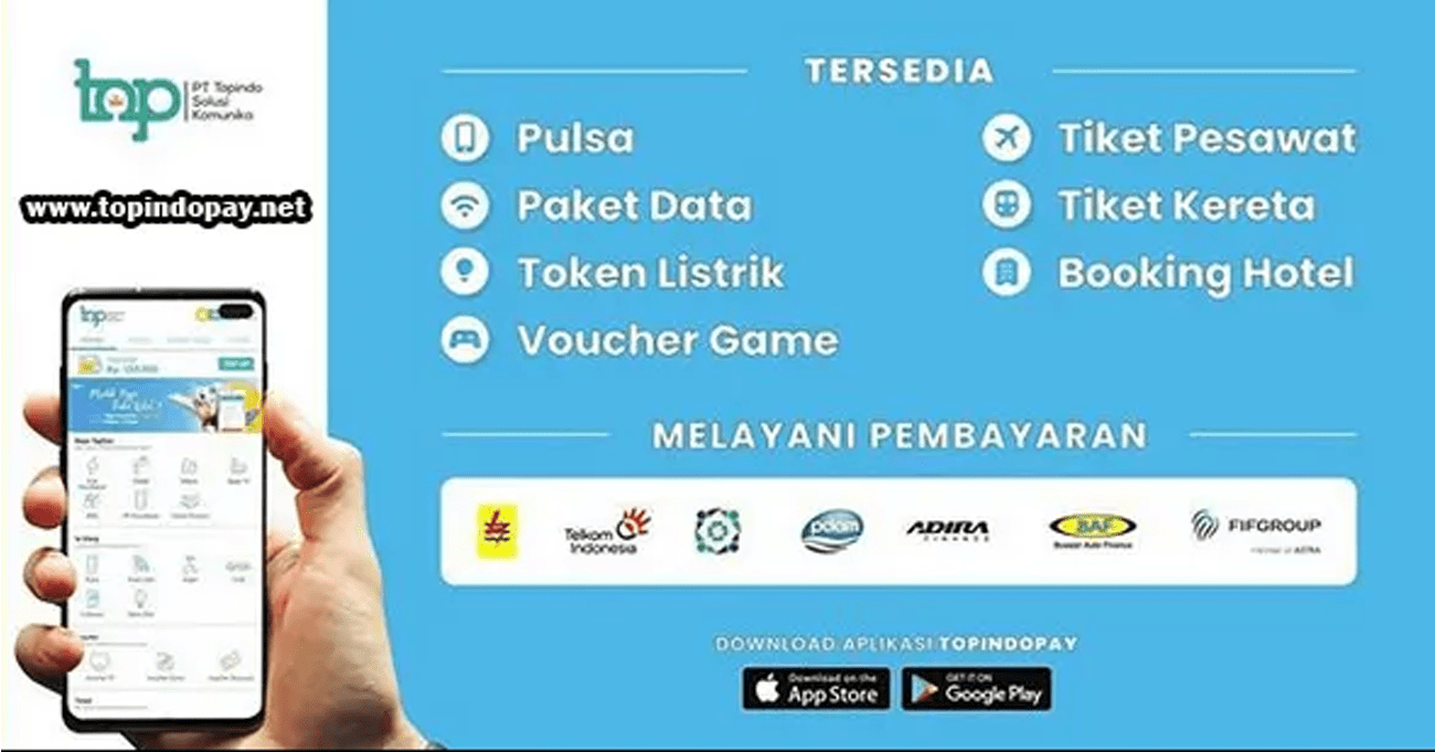 Ponsel Merlin Cell Reload Agen Pulsa All Operator Banjarmasin Kalimantan Selatan