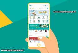 TOPINDOPAY Aplikasi Jual Pulsa Terbaik dan Termurah