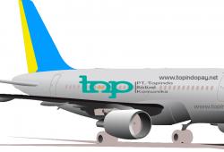 Panduan Cara Transaksi Tiket Pesawat TOPINDOPAY
